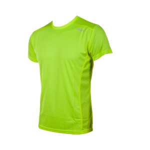 camiseta running traspirable